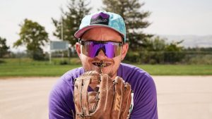 Pit Viper baseball Prescription sunglasses