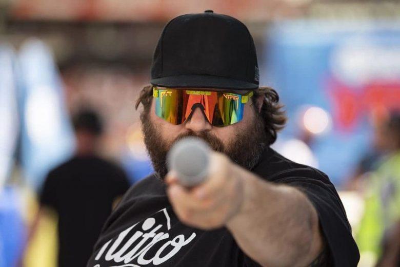 Pit Viper baseball sunglasses